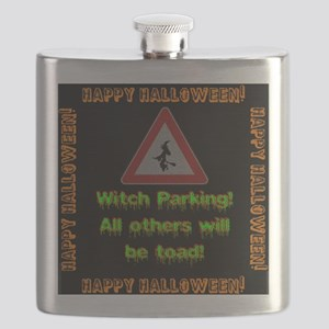 Witch Parking - Toad Flask
