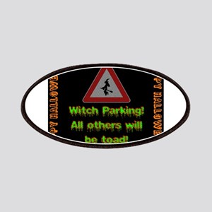 Witch Parking - Toad Patch