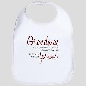 Forever Grandma Bib