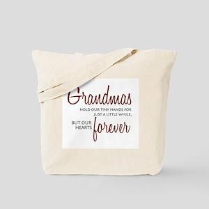 Forever Grandma Tote Bag