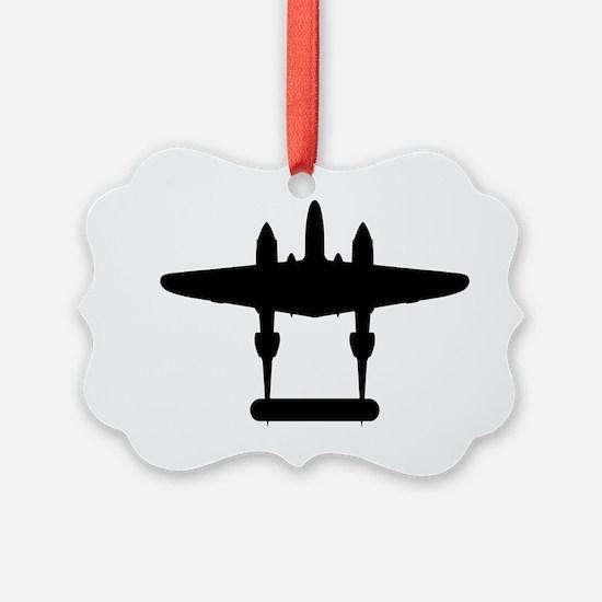 Fighter Bomber Ornament