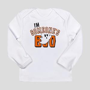 Im Someones Boo Ghost Halloween Long Sleeve T-Shir