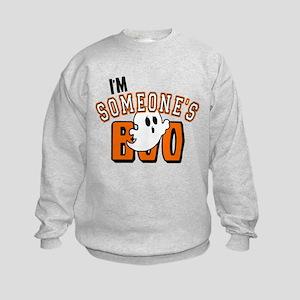 Im Someones Boo Ghost Halloween Sweatshirt