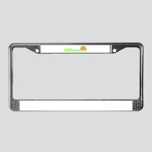 Naples, Florida License Plate Frame
