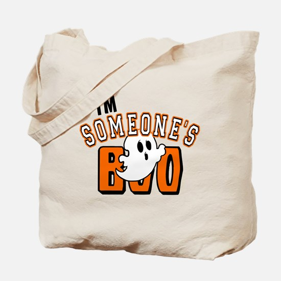 Im Someones Boo Ghost Halloween Tote Bag