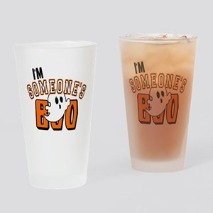 Im Someones Boo Ghost Halloween Drinking Glass