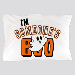 Im Someones Boo Ghost Halloween Pillow Case