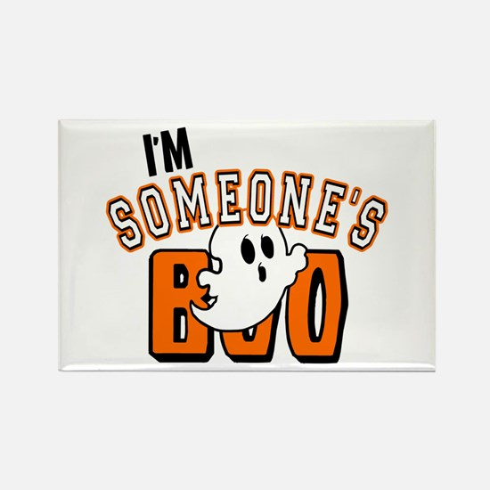 Im Someones Boo Ghost Halloween Magnets
