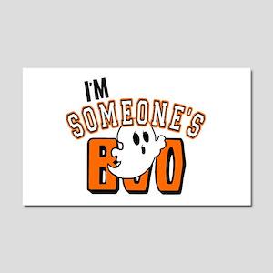 Im Someones Boo Ghost Halloween Car Magnet 20 x 12