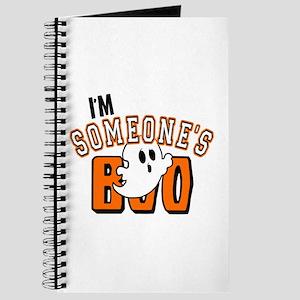 Im Someones Boo Ghost Halloween Journal