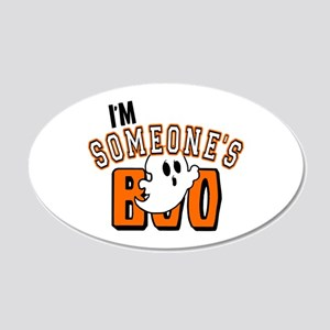 Im Someones Boo Ghost Halloween Wall Decal
