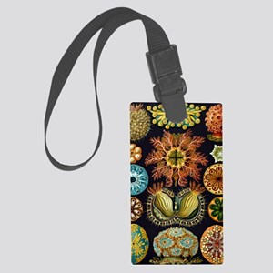 Ernst Haeckel - Ascidiae Large Luggage Tag