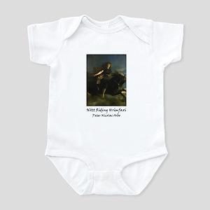 Nott Riding Hrimfaxi Infant Bodysuit