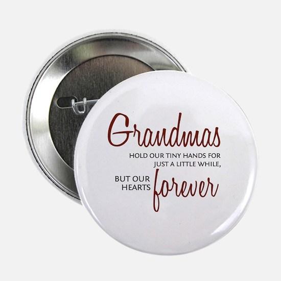 """Forever Grandma 2.25"""" Button"""