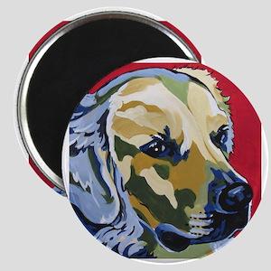 Golden Retriever - James Magnet