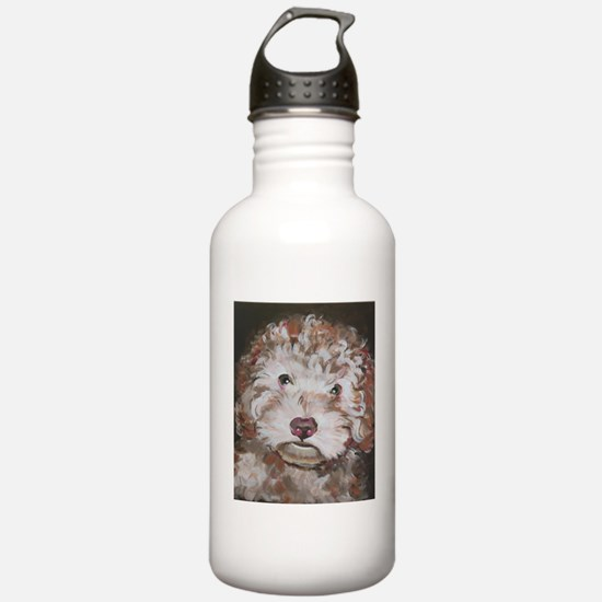 Lily Water Bottle