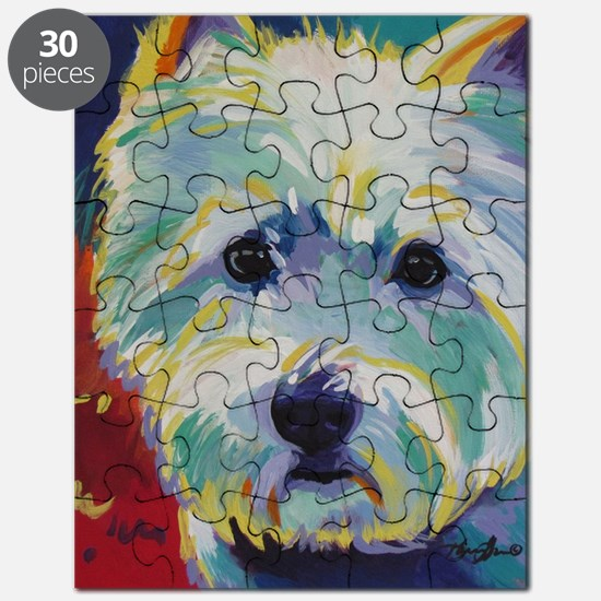 Cairn Terrier - Buddy Puzzle