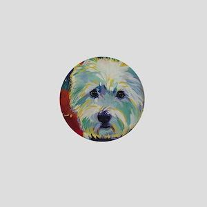 Cairn Terrier - Buddy Mini Button