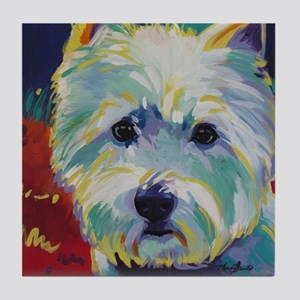Cairn Terrier - Buddy Tile Coaster