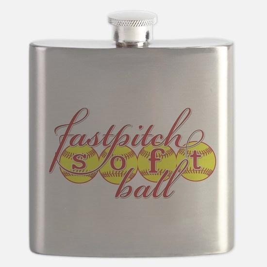 fastpitch softball Flask