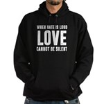 When Love Hoodie (dark)