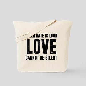 When Love Tote Bag