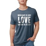 When Love Mens Tri-blend T-Shirt