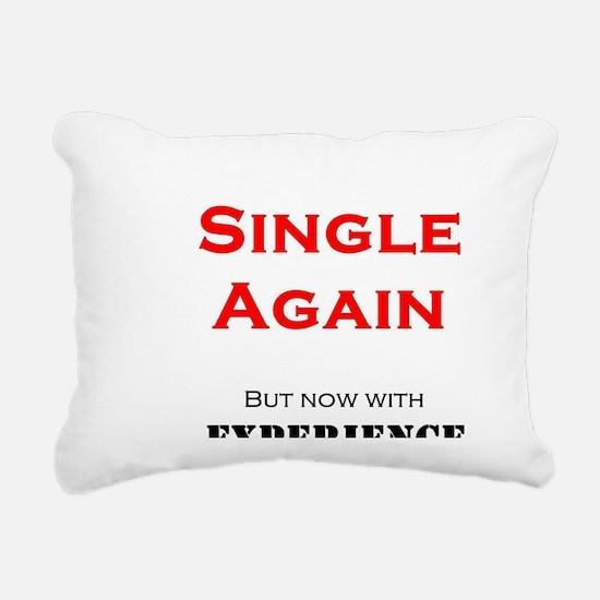 Single Rectangular Canvas Pillow