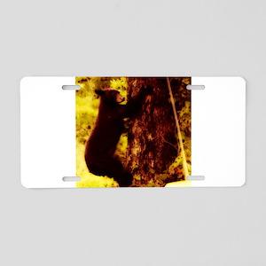 Black Bear in Fall Colors 2nd in series Aluminum L