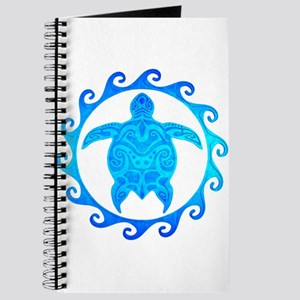 Ocean Blue Turtle Sun Journal