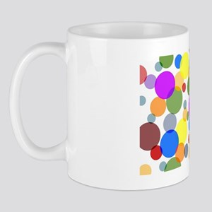 Multicolored Mug