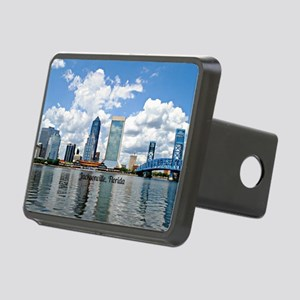 Jacksonville, Florida city Rectangular Hitch Cover