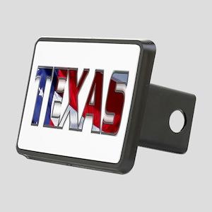 Patriotic Texas Hitch Cover