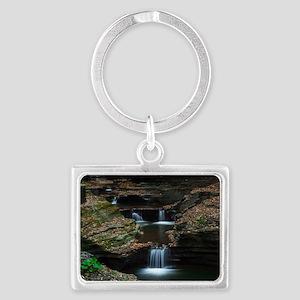 Watkins Glen Landscape Keychain