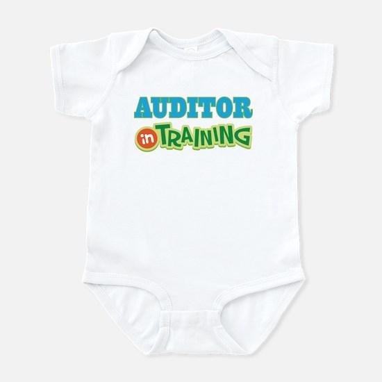 Auditor In Training Infant Bodysuit