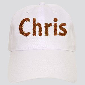 Chris Fall Leaves Baseball Cap