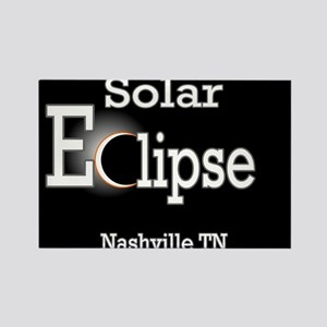 nashville eclipse Magnets