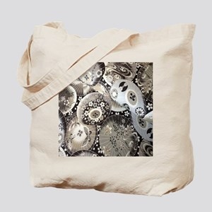 floral patten japanese textile Tote Bag
