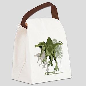 spinosaurus Canvas Lunch Bag