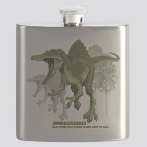 spinosaurus Flask