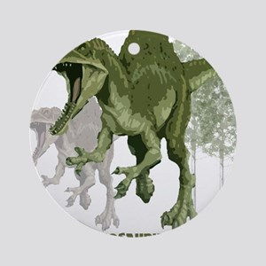 spinosaurus Ornament (Round)