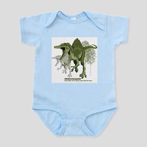 spinosaurus Infant Bodysuit