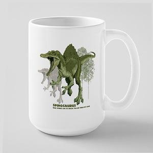 spinosaurus Large Mug
