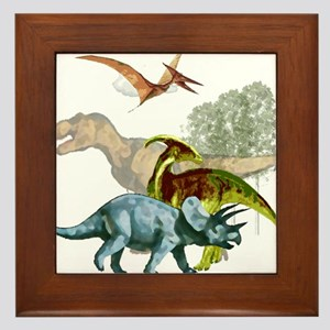cretaceous.png Framed Tile