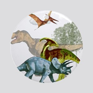 cretaceous Ornament (Round)