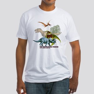 cretaceous Fitted T-Shirt