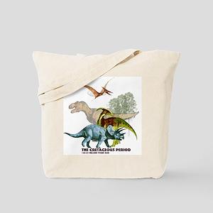 cretaceous Tote Bag