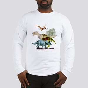 cretaceous Long Sleeve T-Shirt