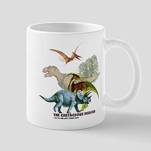 cretaceous Mug