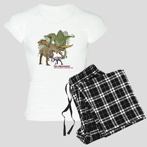 theropods Women's Light Pajamas